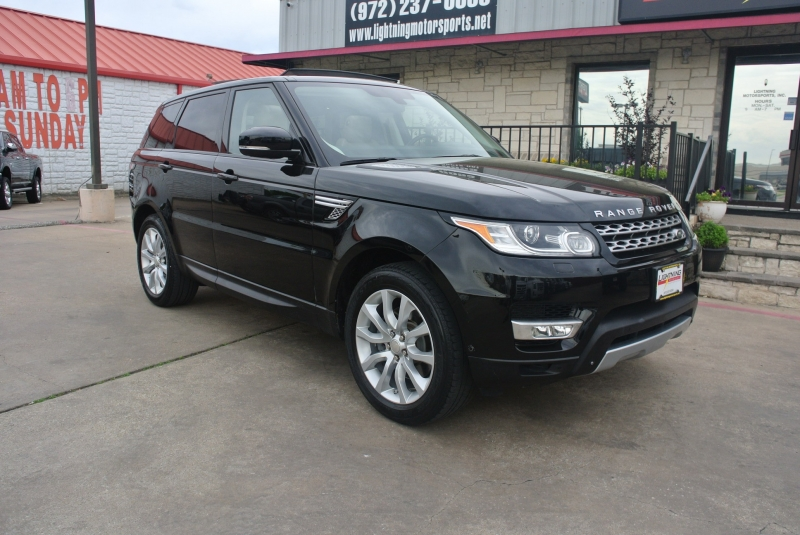 Land Rover Range Rover Sport 2014 price $28,850