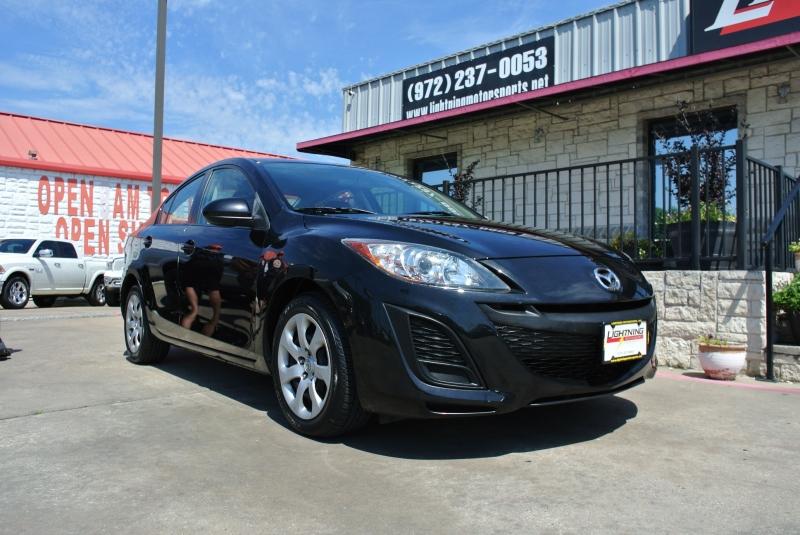 Mazda Mazda3 2011 price $6,850