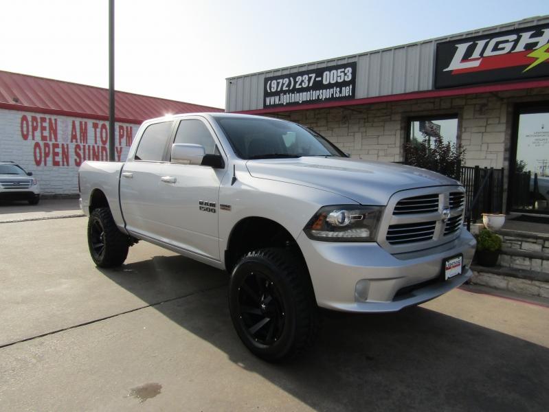RAM 1500 2016 price $25,850