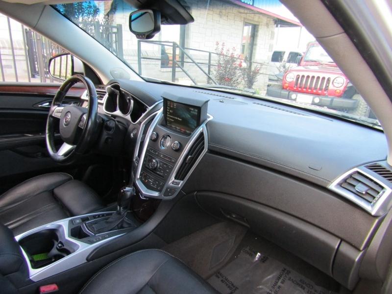Cadillac SRX 2012 price $11,850