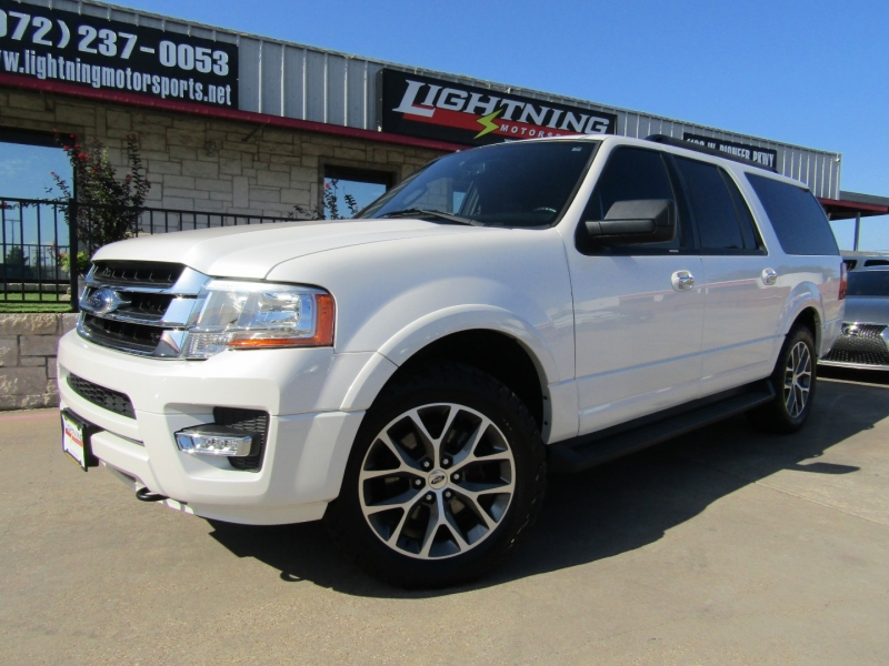 Ford Expedition EL 2017 price $25,650