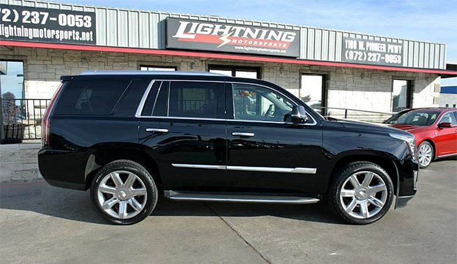 Used Car Dealer Lightning Motorsports Grand Prairie TX