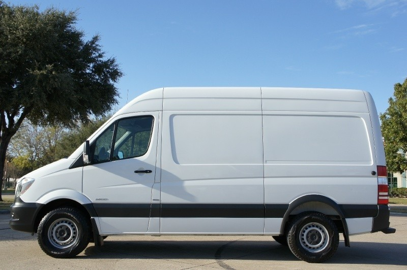 2014 mercedes benz sprinter 2500 144 ebay for Mercedes benz sprinter fuel economy