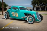 Ford 3 WINDOW COUPE 1934