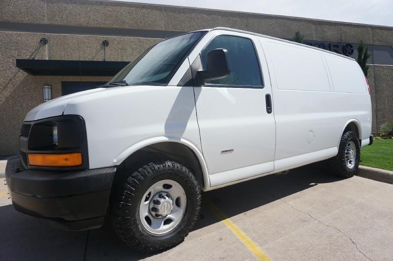 Chevrolet Express Cargo Van 2009 price $11,995
