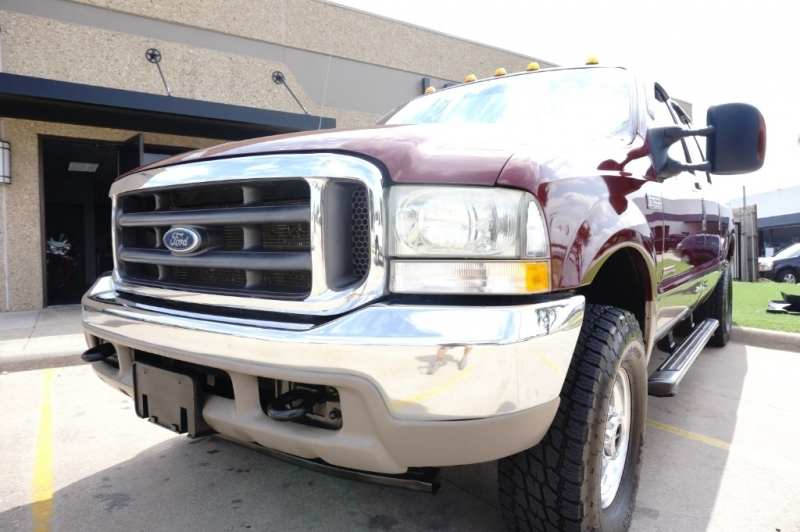 Ford Super Duty F-250 2004 price $12,995