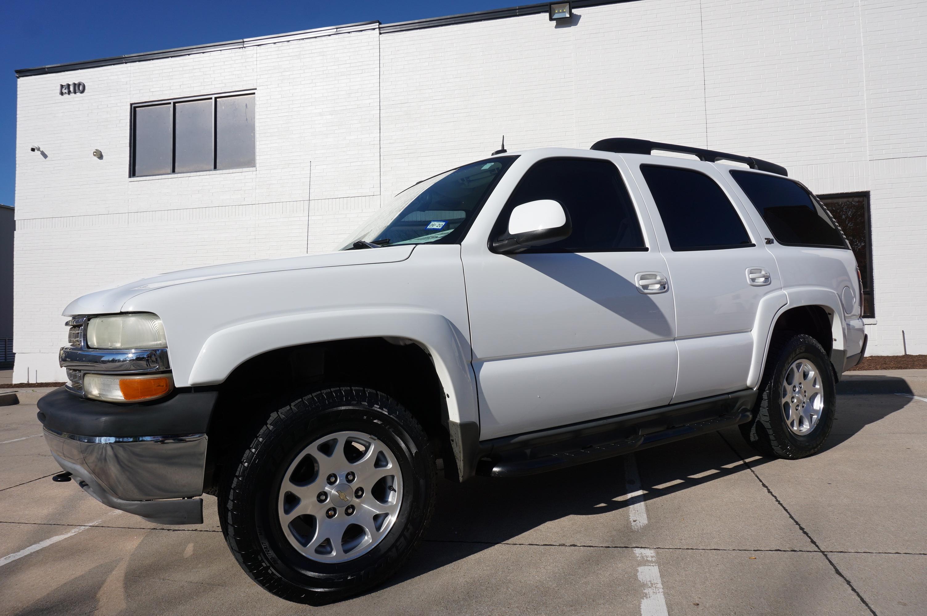 2004 Chevrolet Tahoe Z71 >> 2004 Chevrolet Tahoe 4dr 1500 4wd Z71