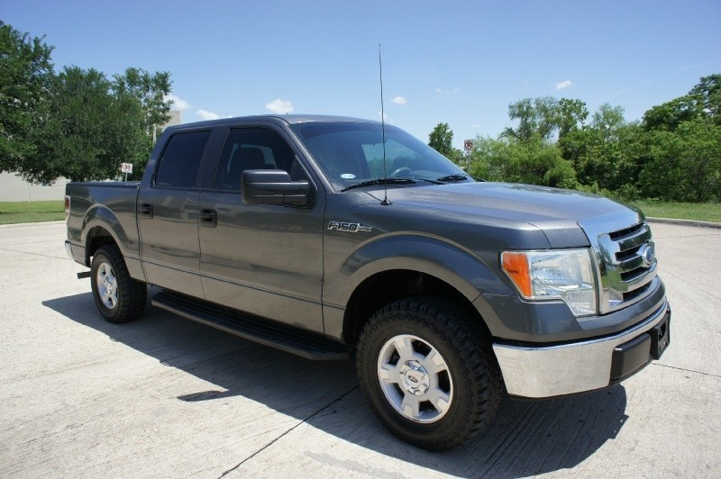 2009 ford f 150 2wd supercrew xlt inventory auto dealership in. Black Bedroom Furniture Sets. Home Design Ideas