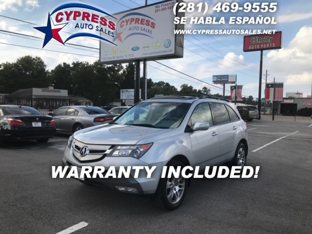 2009 Acura MDX TECHNOLOGY AWD NAVIGATION DVD