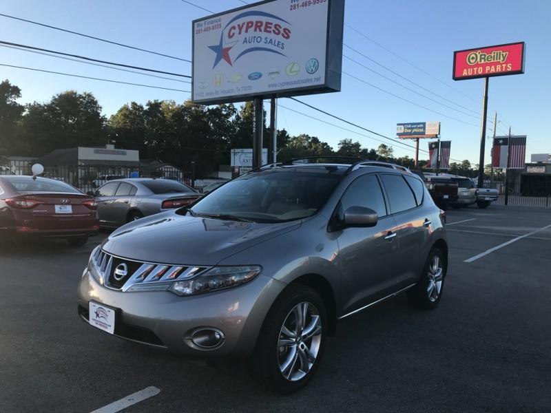 Nissan MURANO 2009 price $9,995