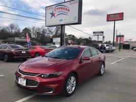 Chevrolet MALIBU 2LT 2016