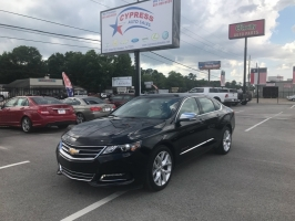 Chevrolet IMPALA LTZ PREMIER 2018