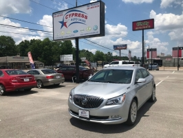 Buick LACROSSE LEATHER AWD 2015