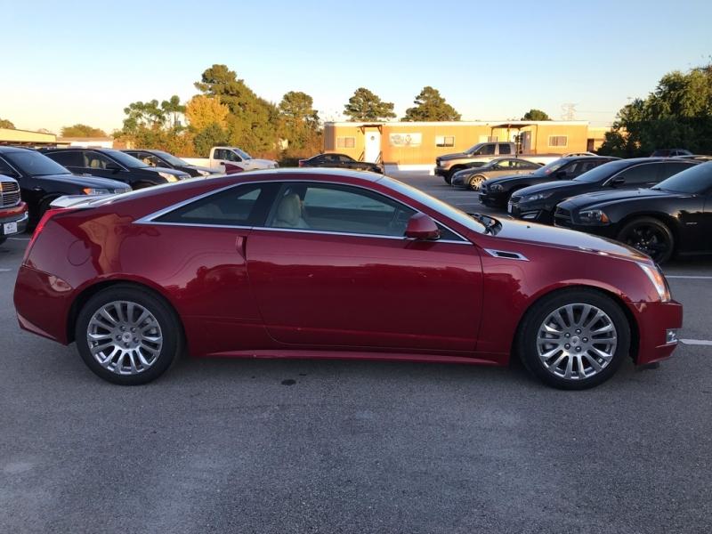 Cadillac CTS 2013 price $14,995