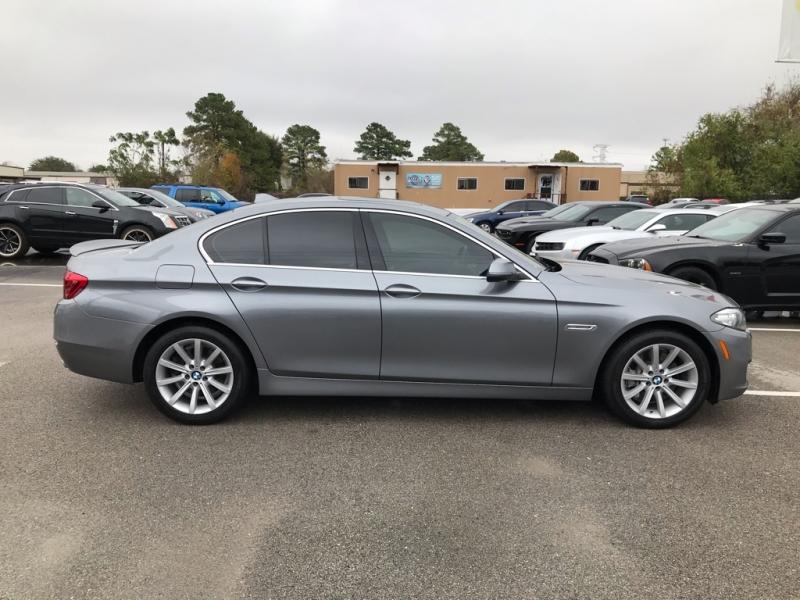 BMW 5-SERIES 2014 price $12,995