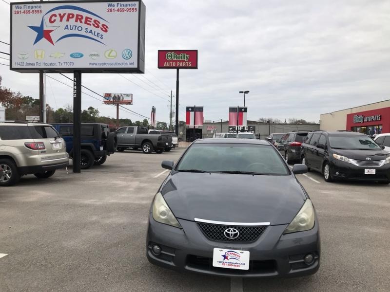 Toyota CAMRY SOLARA 2008 price $5,995