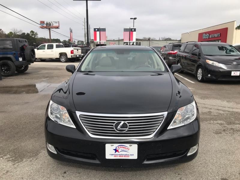 Lexus LS 460 2008 price $11,995