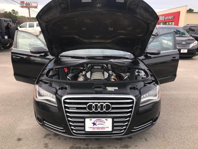 Audi A8L 2012 price $16,995