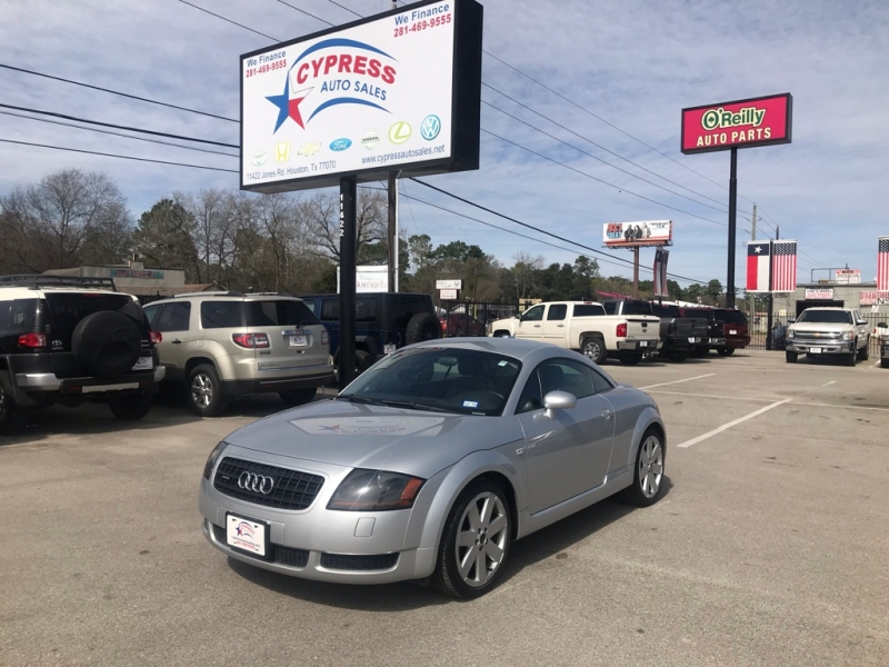 Tt Auto Sales >> 2005 Audi Tt Cypress Auto Sales Auto Dealership In Houston