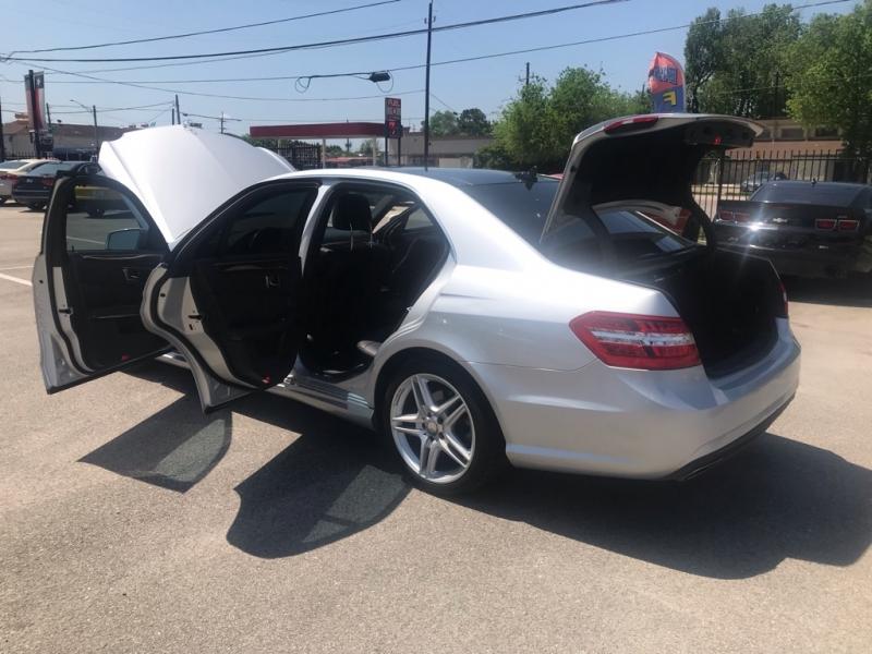Mercedes-Benz E-CLASS 2013 price $10,495