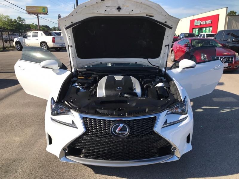 Lexus RC 350 F SPORT 2015 price $27,995