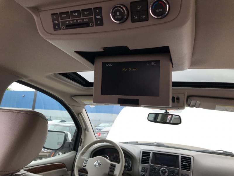 Nissan ARMADA 2010 price $11,995