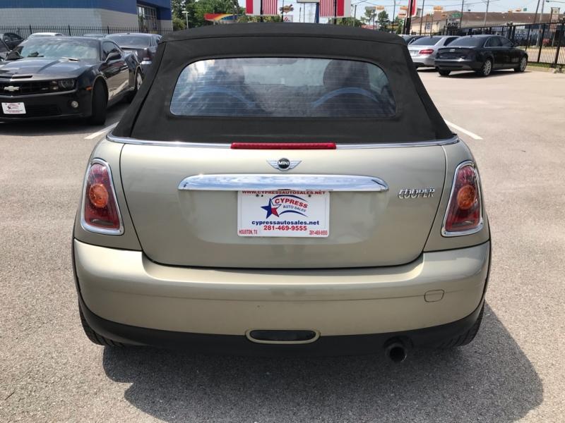 Mini COOPER 2009 price $6,995