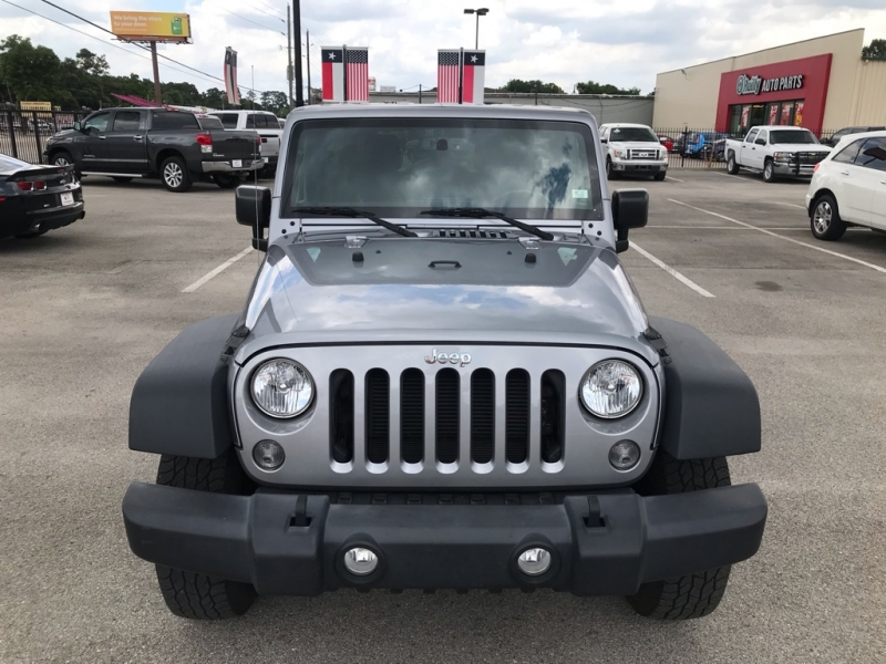 Jeep WRANGLER 2016 price $28,995