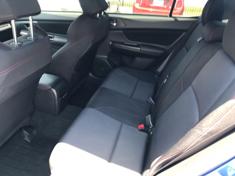 Subaru WRX 2016 price $22,995