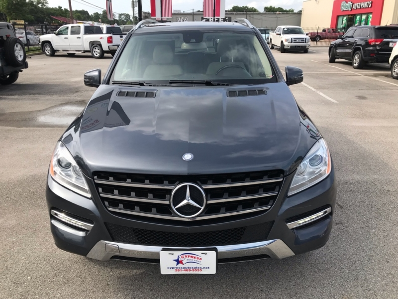 MERCEDES-BENZ ML350 2WD 2015 price $19,995