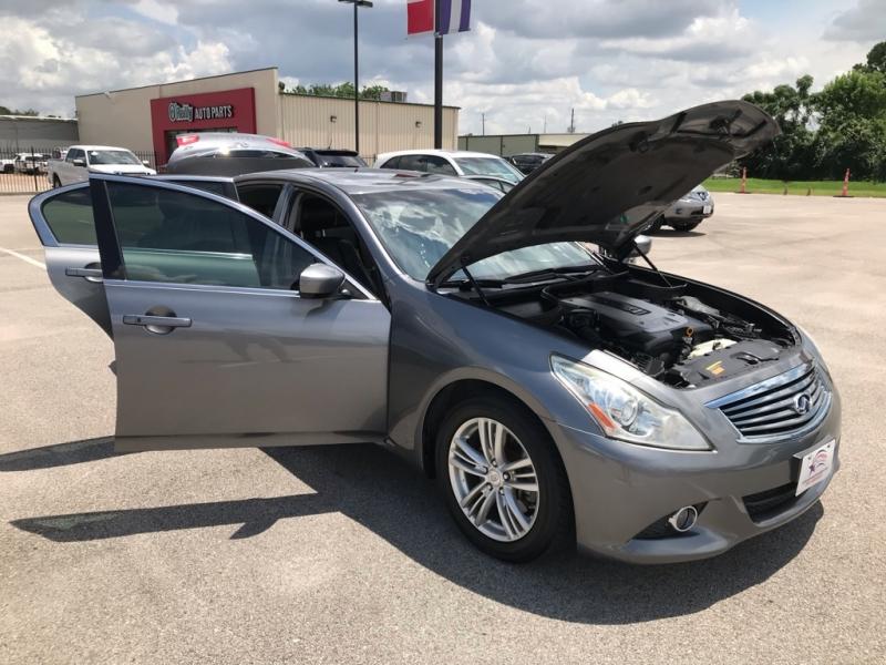 INFINITI G SEDAN 2012 price $11,995
