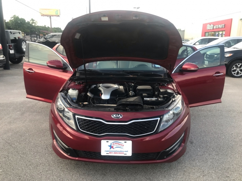 Kia Optima SXL 2013 price $9,995