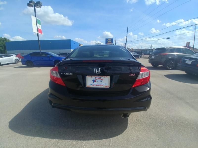 Honda CIVIC Si 2012 price $10,495