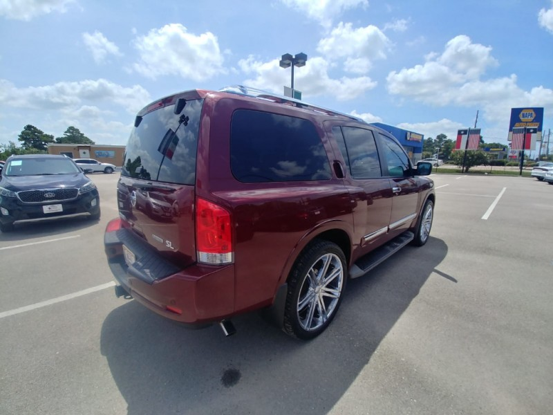 Nissan ARMADA SL 2012 price $12,995