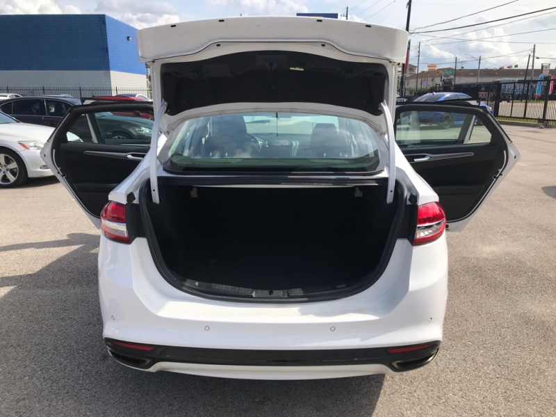 Ford FUSION 2017 price $13,995