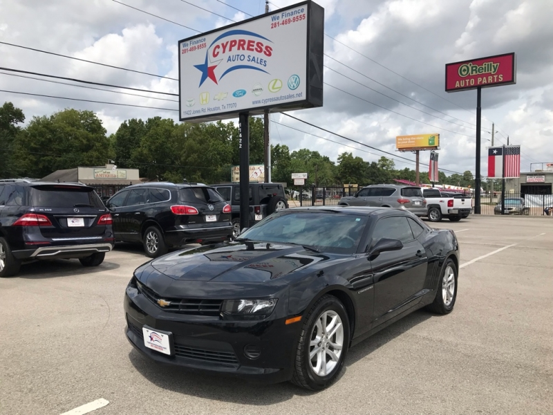 Chevrolet CAMARO 2014 price $12,995