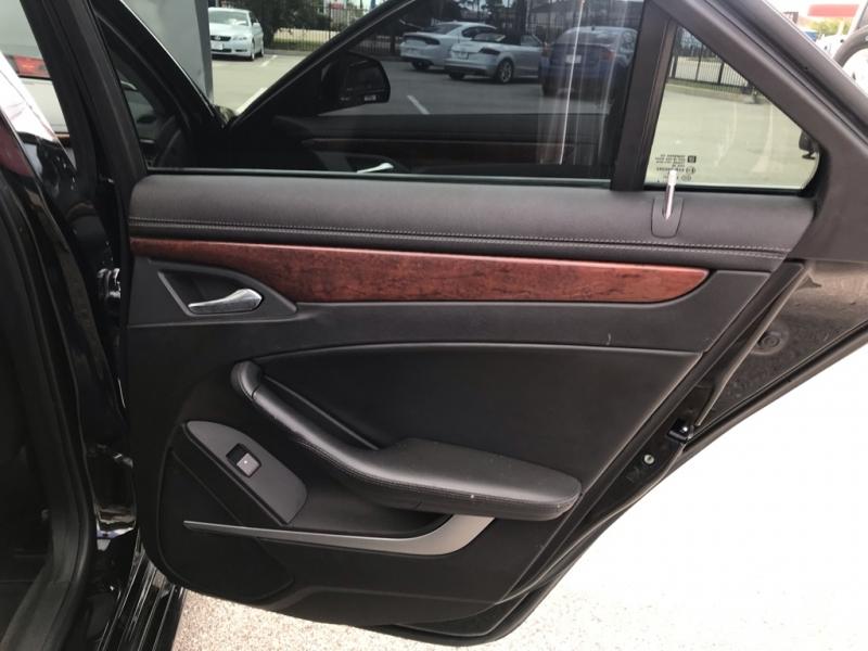 Cadillac CTS 2010 price $8,995