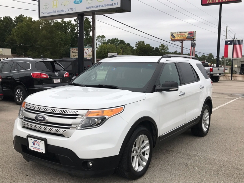 Ford EXPLORER 2014 price $13,995
