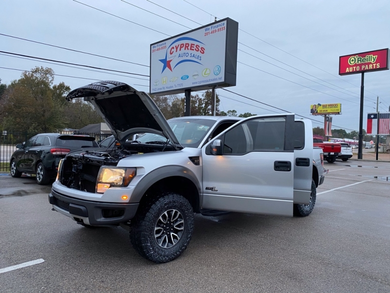 Ford F-150 2012 price $24,995 Cash