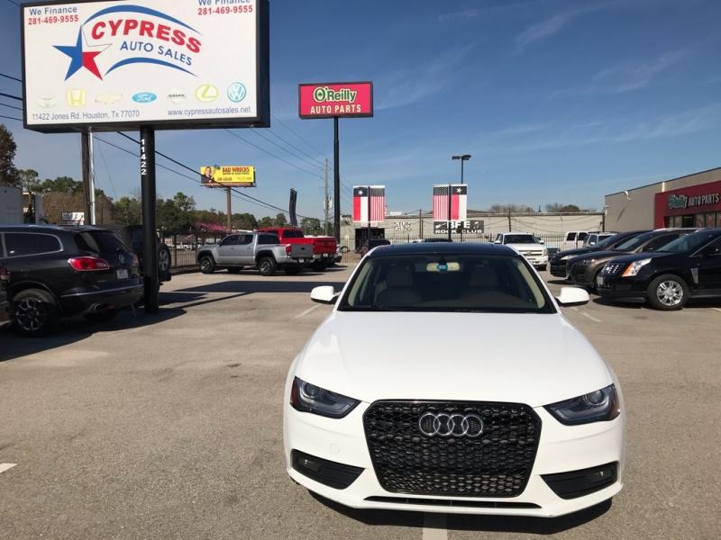 Audi A4 2013 price $11,895