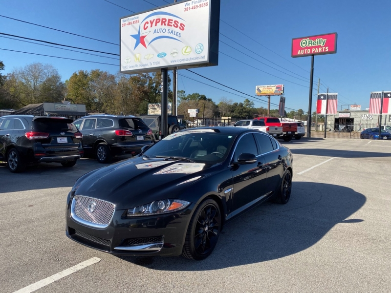 Jaguar XF SUPERCHARGED 2012 price $17,995