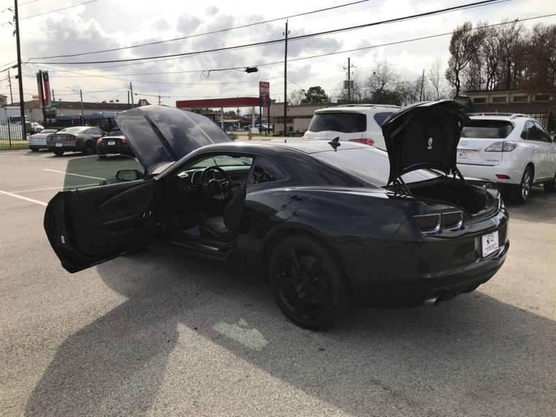CHEVROLET CAMARO 2011 price $14,995