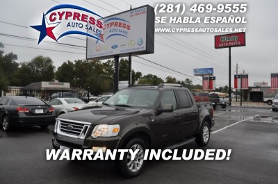 Ford EXPLORER SPORT TRAC RWD LIMITED 2008