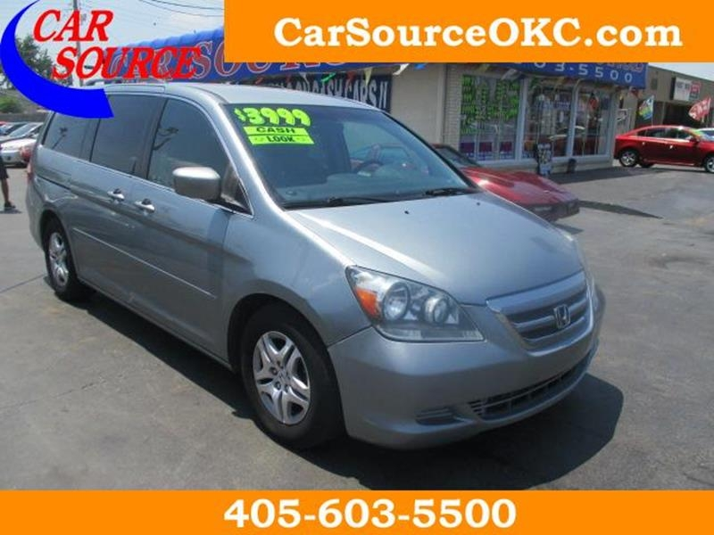 2007 Honda Odyssey 4 Dr Minivan - Inventory | Car Source Okc | Auto dealership in Oklahoma City ...