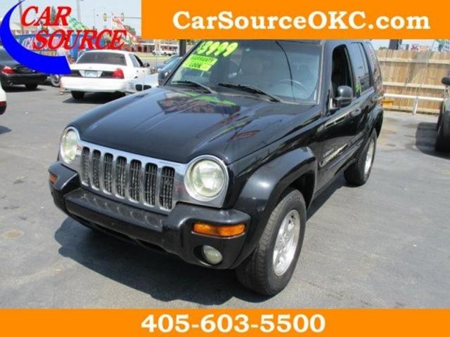 Car Source Okc >> 2003 Jeep Liberty Limited 2wd