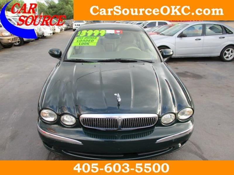 Car Source Okc >> 2005 Jaguar X Type 30 Sedan