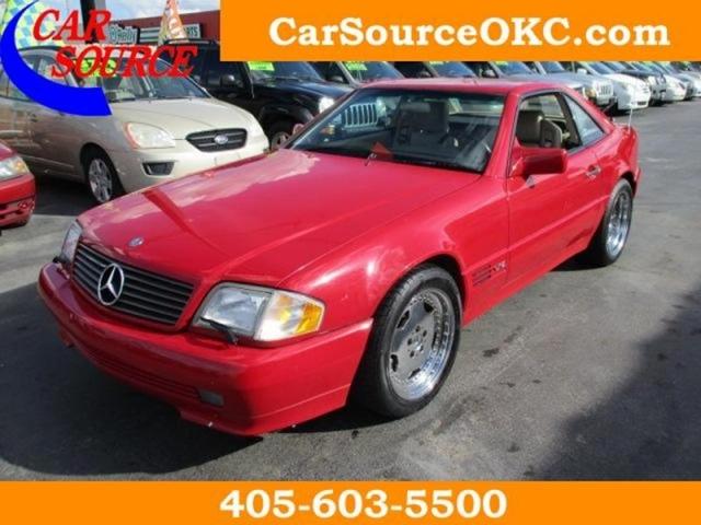Car Source Okc >> 1995 Mercedes Benz Sl Class Sl600 Roadster