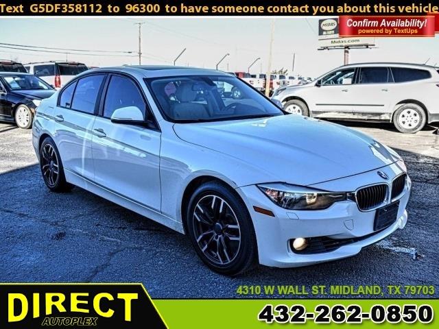 2013 BMW 3-
