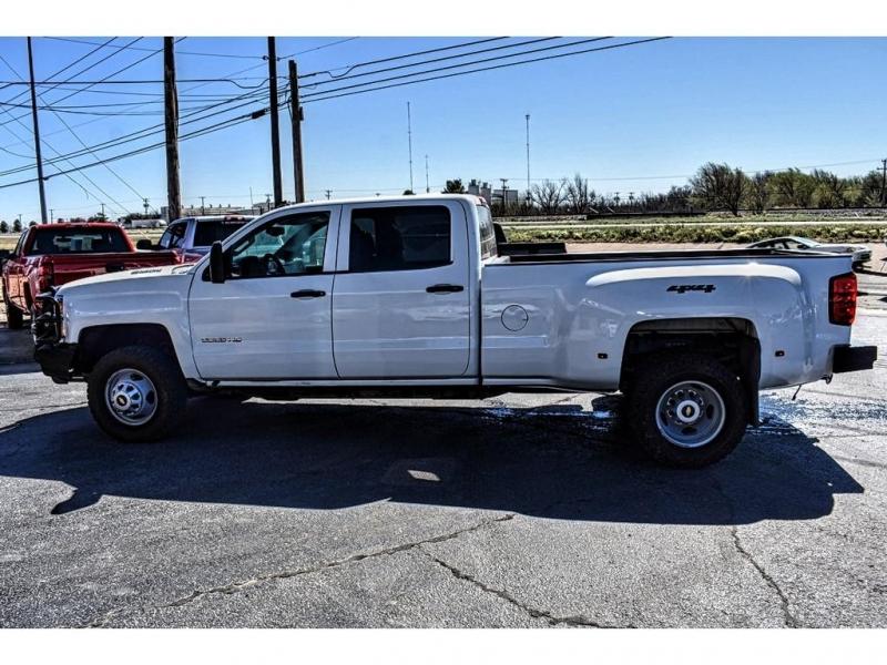 2015 Chevrolet Silverado 3500HD 4WD Crew Cab 167.7  Work Truck / Direct Autoplex 2 / Midland / TX / 79703