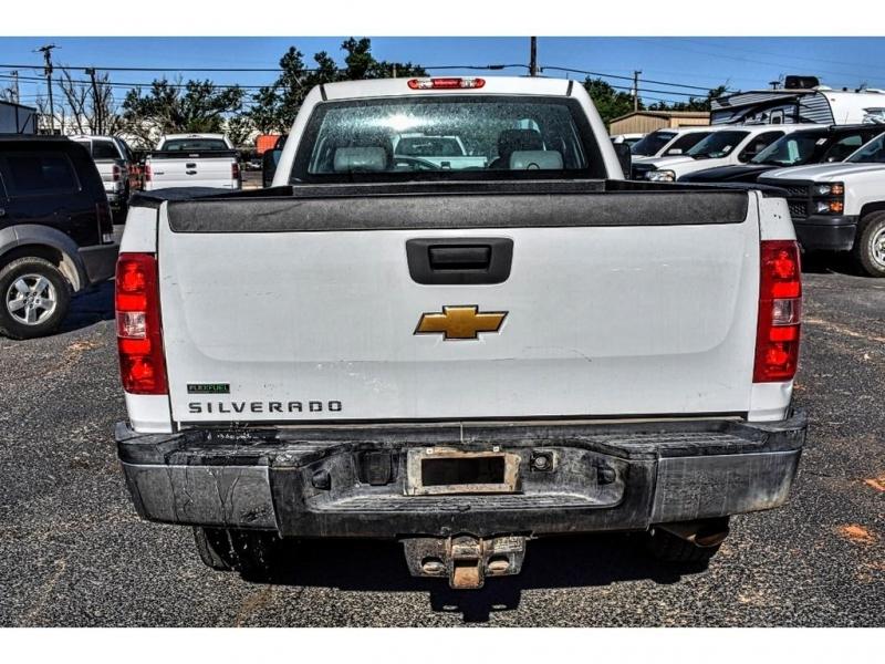 2013 Chevrolet Silverado 2500HD 2WD Crew Cab 153.7 Work Truck / Direct Autoplex 2 / Midland / TX / 79703